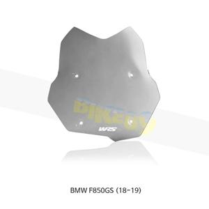 BMW F850GS (18-19) WRS 윈드스크린 투어링 다크 스모크 BM028FS