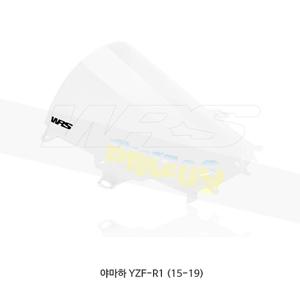 야마하 YZF-R1 (15-19) WRS 윈드스크린 레이스 HIGH 클리어 YA006T
