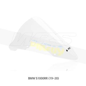 BMW S1000RR (19-20) WRS 윈드스크린 레이스 HIGH 클리어 BM051T