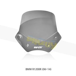 BMW R1200R (06-14) WRS 윈드스크린 SPORT 다크 스모크 BM046FS