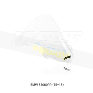 BMW S1000RR (15-18) WRS 윈드스크린 레이스 클리어 BM047T