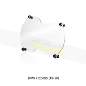 BMW R1250GS (18-20) WRS LED용 헤드라이트 커버 BM024T