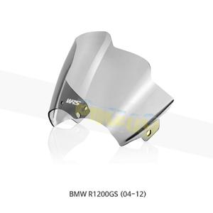 BMW R1200GS (04-12) WRS 윈드스크린 SPORT 다크 스모크 BM022FS