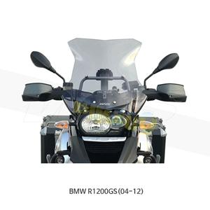 BMW R1200GS (04-12) WRS 할로겐 램프용 윈드스크린 SPORT EVO 스모크 BM034F