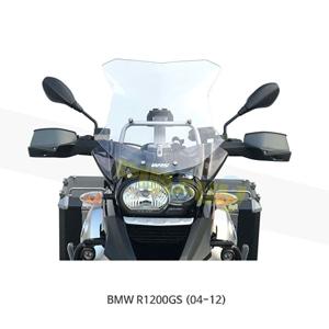 BMW R1200GS (04-12) WRS 할로겐 램프용 윈드스크린 SPORT EVO 클리어 BM034T