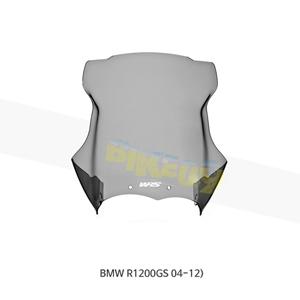 BMW R1200GS (04-12) WRS 윈드스크린 INTERMEDIO 다크 스모크 BM005FS