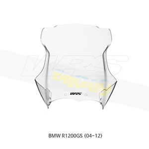 BMW R1200GS (04-12) WRS 윈드스크린 INTERMEDIO 클리어 BM005T