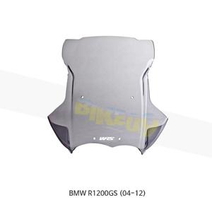 BMW R1200GS (04-12) WRS 윈드스크린 투어링 다크 스모크 BM004FS