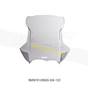 BMW R1200GS (04-12) WRS 윈드스크린 투어링 스모크 BM004F