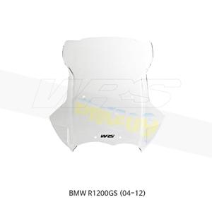 BMW R1200GS (04-12) WRS 윈드스크린 투어링 클리어 BM004T