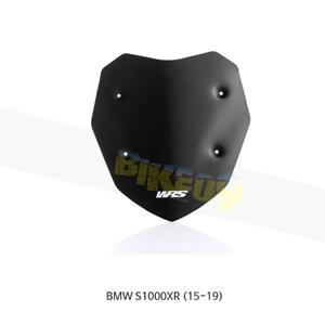 BMW S1000XR (15-19) WRS 윈드스크린 SPORT 매트 블랙 BM041NO