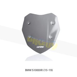 BMW S1000XR (15-19) WRS 윈드스크린 SPORT 다크 스모크 BM041FS