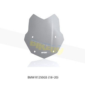 BMW R1250GS (18-20) WRS 윈드스크린 스탠다드 스모크 BM040F