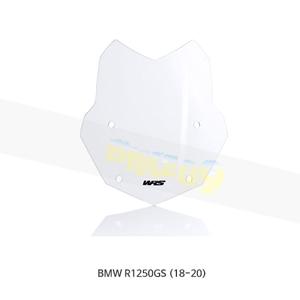 BMW R1250GS (18-20) WRS 윈드스크린 스탠다드 클리어 BM040T
