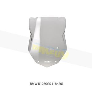 BMW R1250GS (18-20) WRS 윈드스크린 투어링 스모크 BM008F