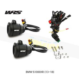 BMW S1000XR (13-18) WRS 사이드 라이트 키트 LED 블랙 BM308N
