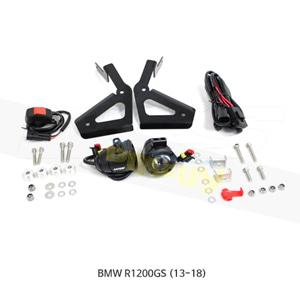 BMW R1200GS (13-18) WRS 헤드 라이트 키트 블랙 BM306N
