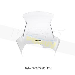 BMW F650GS (06-17) WRS 윈드스크린 카포노드 클리어 BM018T