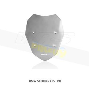 BMW S1000XR (15-19) WRS 윈드스크린 INTERMEDIO 스모크 BM032F