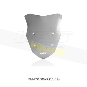 BMW S1000XR (15-19) WRS 윈드스크린 투어링 스모크 BM030F