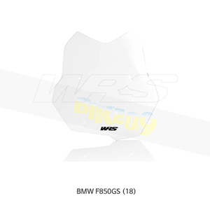 BMW F850GS (18) WRS 윈드스크린 투어링 클리어 BM028T