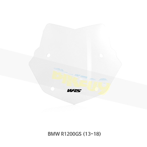 BMW R1200GS (13-18) WRS 윈드스크린 엔듀로 클리어 BM026T