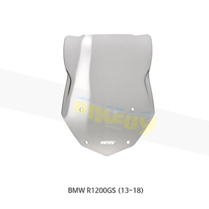 BMW R1200GS (13-18) WRS 윈드스크린 투어링 스모크 BM008F