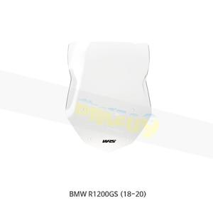 BMW R1200GS (18-20) WRS 윈드스크린 투어링 클리어 BM008T