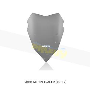 야마하 MT-09 TRACER (15-17) WRS 윈드스크린 SPORT 다크 스모크 YA012FS