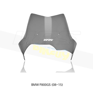 BMW F800GS (08-15) WRS 윈드스크린 SPORT 다크 스모크 BM049FS
