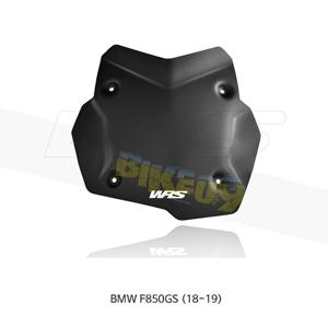BMW F850GS (18-19) WRS 윈드스크린 스탠다드 매트 블랙 BM050NO
