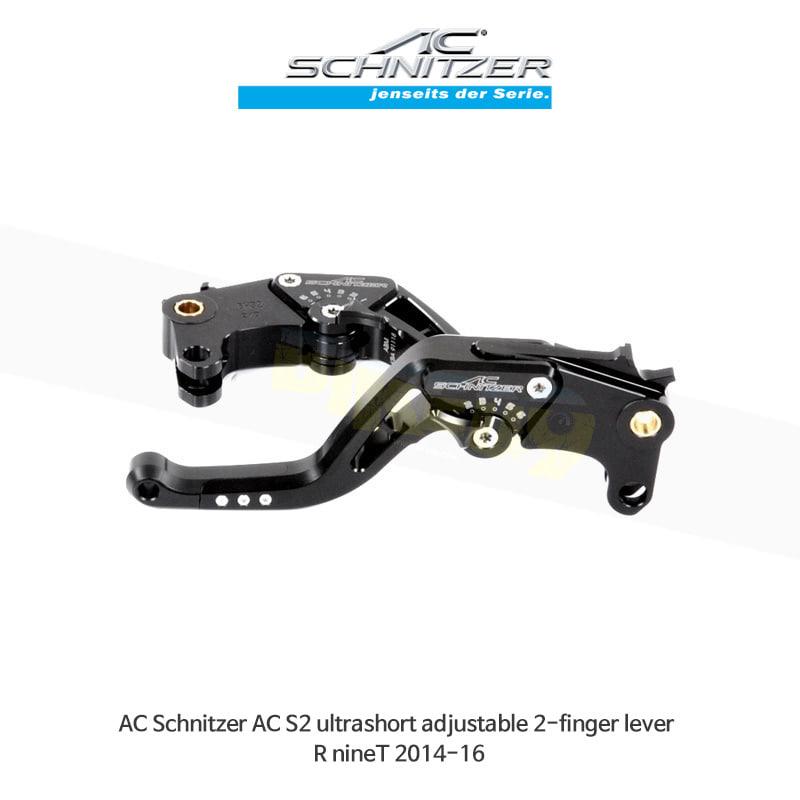 AC슈니처 BMW 알나인티 (14-16) AC Schnitzer AC S2 ultrashort adjustable 2-finger lever R nineT 2014-16