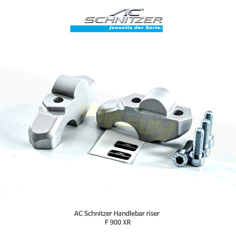 AC슈니처 BMW F900XR 핸들바 라이저 S700395-F25-003