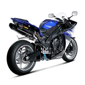 아크라포빅 야마하 YZF R1 컴플레이트 이그저스트 에볼루션 카본 레이싱 (09-14) 오토바이 머플러