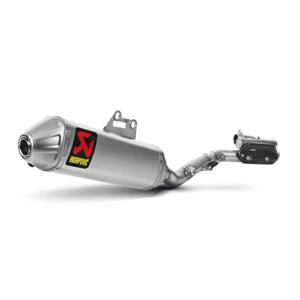 아크라포빅 스즈키 RM-Z450 컴플레이트 이그저스트 에볼루션 티타늄 레이싱 (08-16) 오토바이 머플러