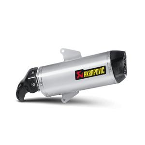 아크라포빅 질레라 GP800 사이렌서 슬립온 이녹스 (08-15) 오토바이 머플러