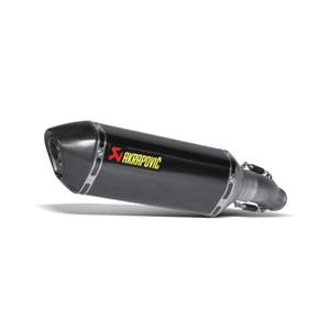아크라포빅 스즈키 GSX-R600/750 이그저스트 사이렌서 카본 어프루브드 (11-1) 오토바이 머플러
