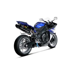아크라포빅 야마하 YZFR1 컴플레이트 이그저스트 에볼루션 카본 레이싱 (09-14) 오토바이 머플러