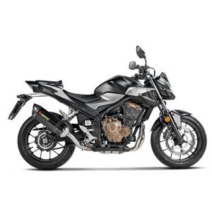 아크라포빅 혼다 CBR500R 이그저스트 사이렌서 카본 (19) 오토바이 머플러