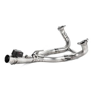 아크라포빅 BMW R1250RT 아크라포빅 레이싱 매니폴드 티타늄 VALVE (19) 오토바이 머플러