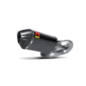 아크라포빅 혼다 CBR1000RR 이그저스트 사이렌서 카본 어프루브드 (14-15) 오토바이 머플러