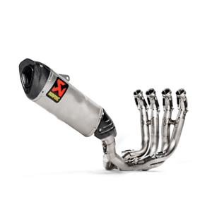 아크라포빅 BMW S1000RR 컴플레이트 레이싱 이그저스트 티타늄 (19) 오토바이 머플러