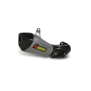 아크라포빅 가와사키 ZX-10R 사이렌서 티타늄 어프루브드 (11-15) 오토바이 머플러