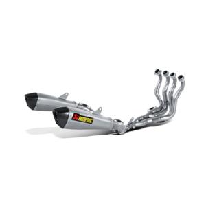 아크라포빅 스즈키 GSX-R1000 컴플레이트 이그저스트 EVOL. CONICO 티타늄 레이싱 (09-11) 오토바이 머플러