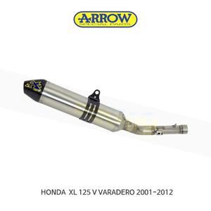 ARROW 애로우 SILENCER 썬더 티타늄/ 혼다 XL125V 바라데로 (01-12) 52503PO