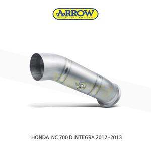 ARROW 애로우 링크 파이프 레이싱/ 혼다 NC700D/ 인테그라 (12-13) 71463MI