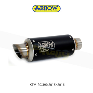 ARROW 애로우 키트 SILENCER GP2 스틸 다크/ KTM RC390 (15-16) 71012GPI