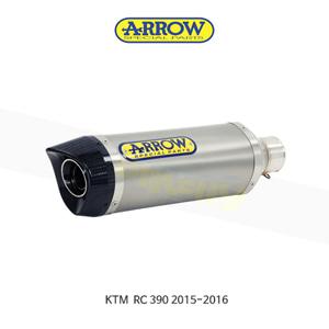 ARROW 애로우 SILENCER 썬더 티타늄/ KTM RC390 (15-16) 71813PK