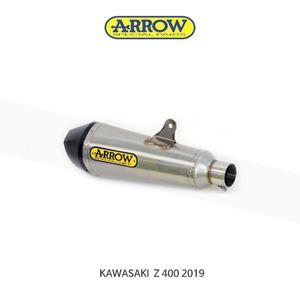 ARROW 애로우 SILENCER X-CONE 니크롬 스틸/ 가와사키 Z400 (19) 71874XKI