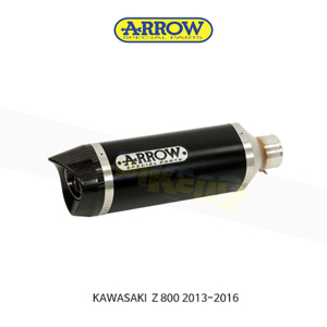 ARROW 애로우 SILENCER 레이스 테크 알루미늄 다크 카본/ 가와사키 Z800 (13-16) 71723AKN